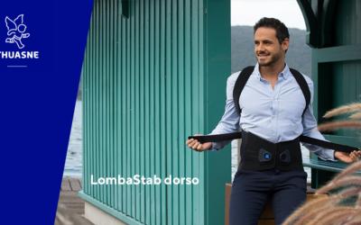 Starker Partner gegen Rückenschmerz: LombaStab dorso