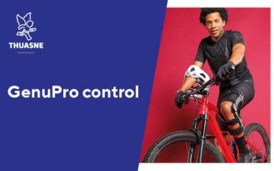 GenuPro control – starker Partner nach Knie-OP